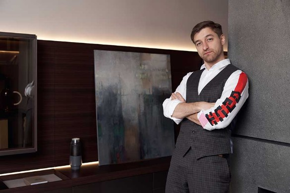 Евгений Коблов. Фото: пресс-служба