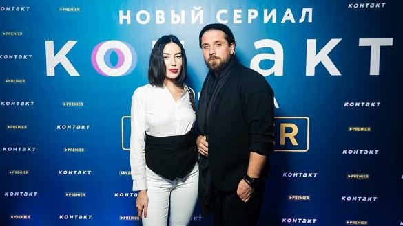 Роман Маякин и Кристина Вайсберг. Фото: Пресс-служба