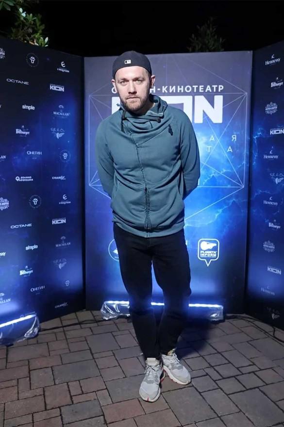 Актер Денис Шведов. Фото: пресс-служба