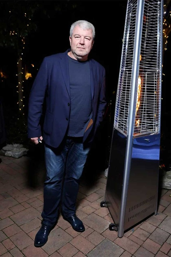 Актер Александр Робак. Фото: пресс-служба