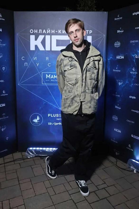 Актер Александр Паль. Фото: пресс-служба