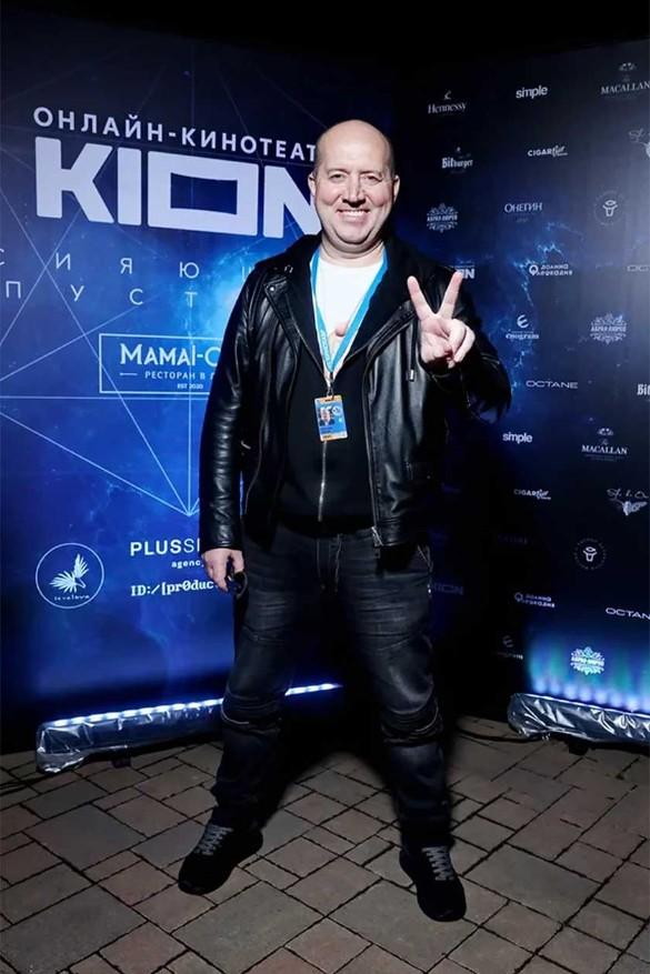 Актер Сергей Бурунов. Фото: пресс-служба