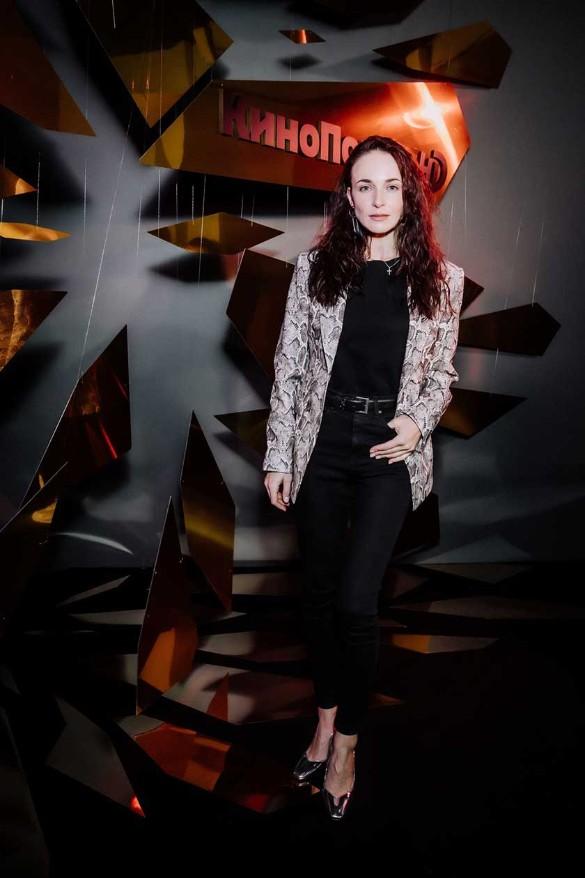 Актриса Анна Снаткина. Фото: пресс-служба