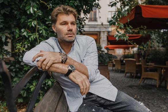 Олег Рой. Фото: Пресс-служба