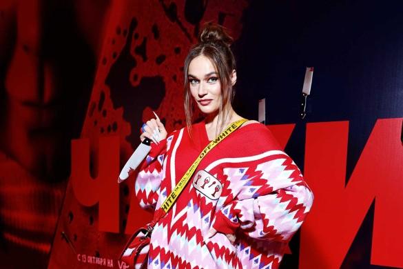 Телеведущая Алена Водонаева. Фото: Пресс-служба