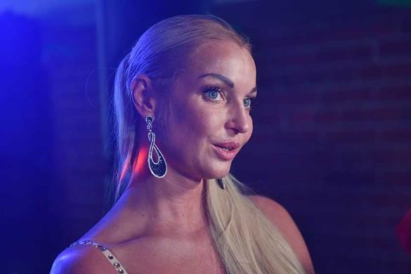 Анастасия Волочкова. Фото: Komsomolskaya Pravda / Global Look Press / www.globallookpress.com