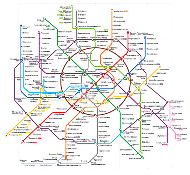 Карта метро москва 2020 года с новыми станциями на карте москвы
