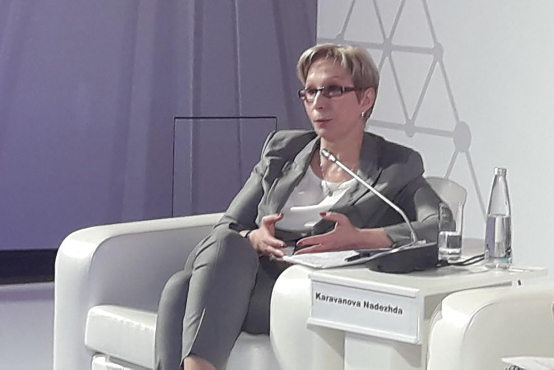 Надежда Караванова. Фото: Dni.Ru/Александр Пельт