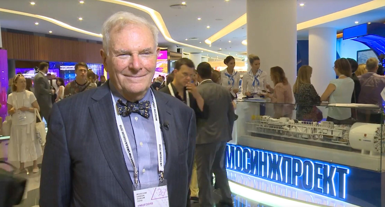Александр Гарвин. Кадр youtube.com