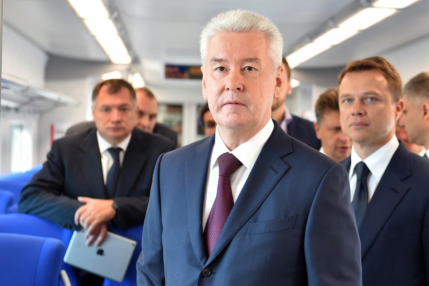 Сергей Собянин. Фото: stroi.mos.ru