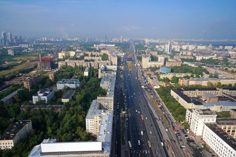 Кутузовский проспект. Фото: Stroi.mos,ru