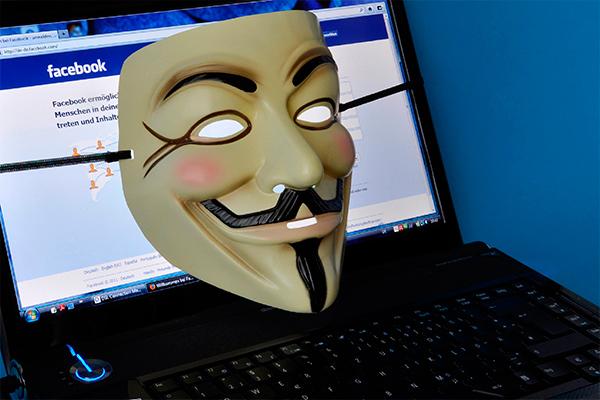 В Facebook нашли массу вирусов