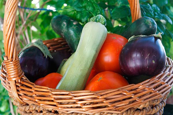 Россия запретила овощи из Европы