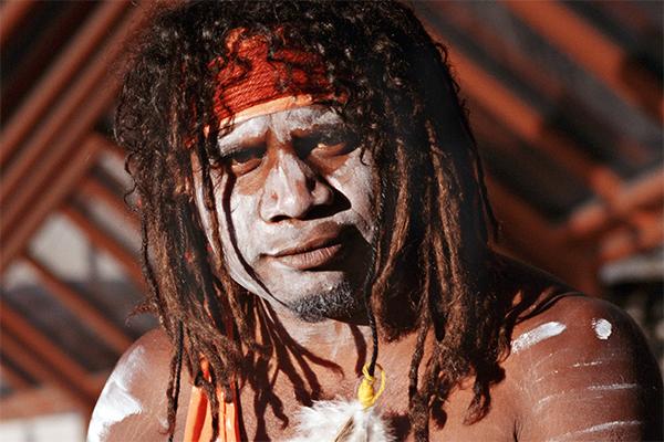 Аборигены Австралии жили в Сибири