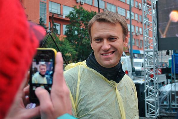 Навальный присягнул Рабиновичам