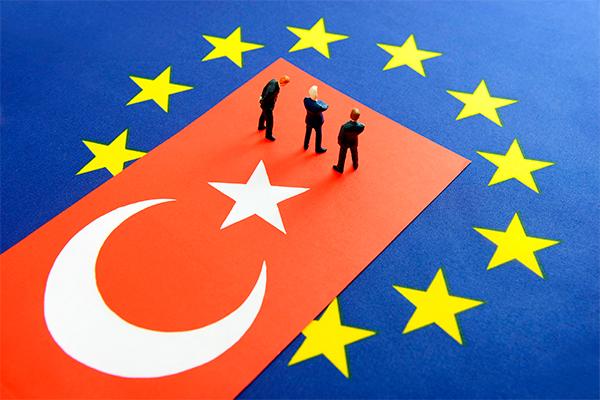 Германия не пускает Турцию в ЕС