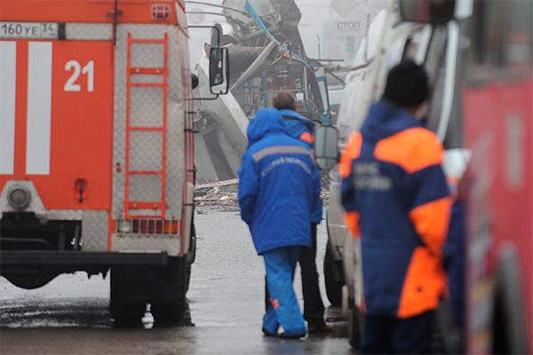 Видео теракта в Волгограде