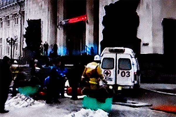 Взрыв в Волгограде устроил мужчина