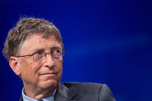 Билл Гейтс лишил детей наследства
