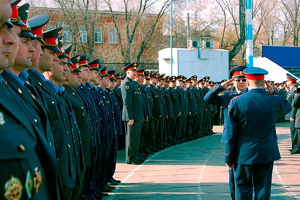 МВД уволит треть сотрудников