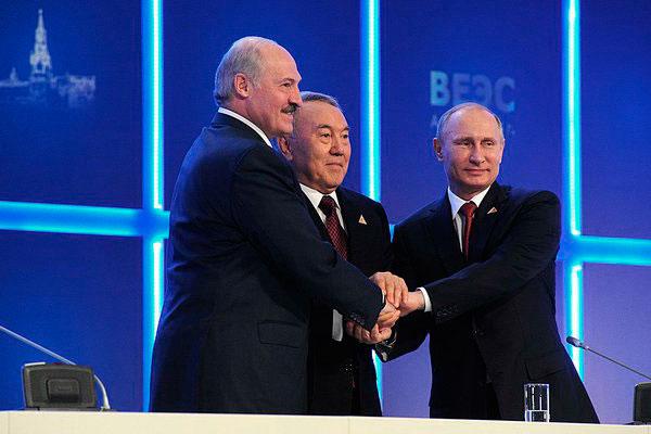 Путин о перспективах ЕАЭС
