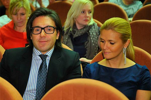 Жена Андрея Малахова ждет ребенка