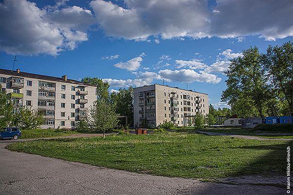 Квартиры Чернобыля