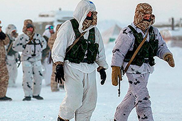 В Арктике разместят военных