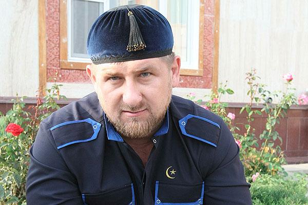 Кадыров хочет соединиться с Крымом