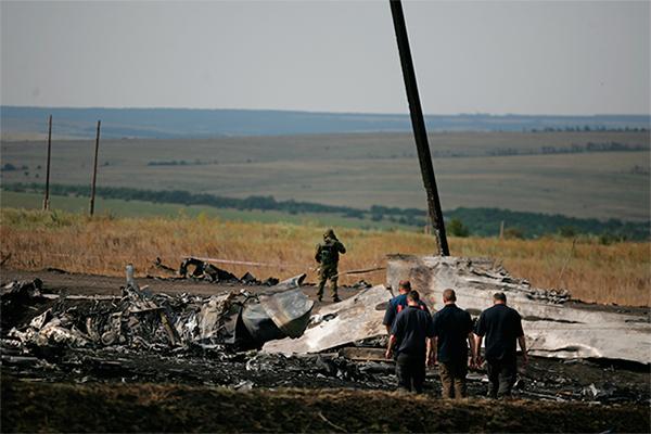 Киев уклонился от ответа о Boeing