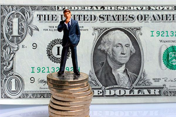 Доллар побил очередной рекорд