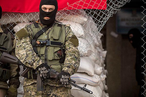 В Донецке поймали польских наемников
