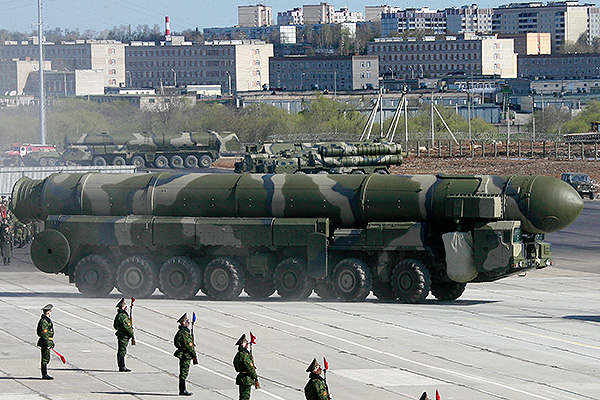 Россия назвала условия для ядерного удара