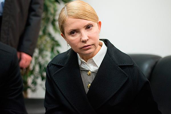 Тимошенко готовит революцию