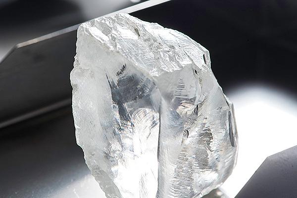 Уникальный алмаз найден в Африке