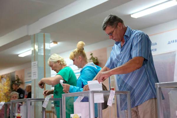 Итог выборов в Крыму и Севастополе