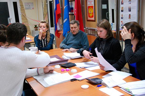 Москвичи выбирают женщин