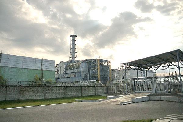 Украина отказалась от Чернобыля