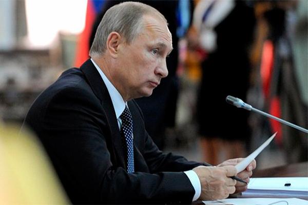 Путин требует от экономики рывок