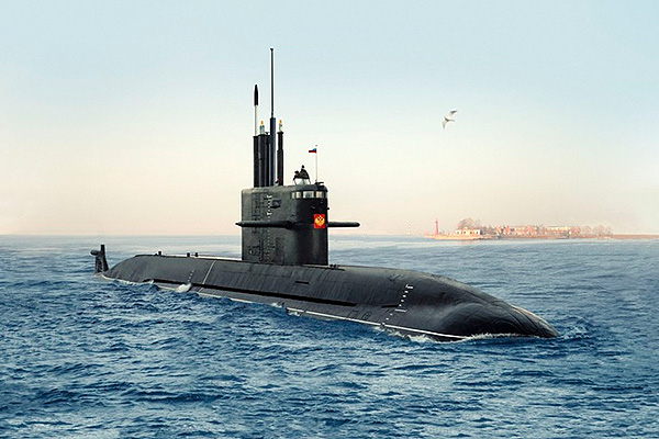 США боятся российских субмарин