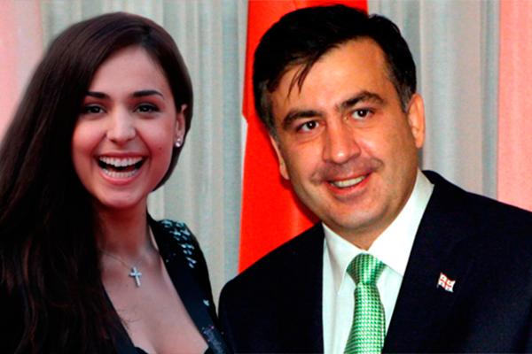 Саакашвили купил любовнице дом
