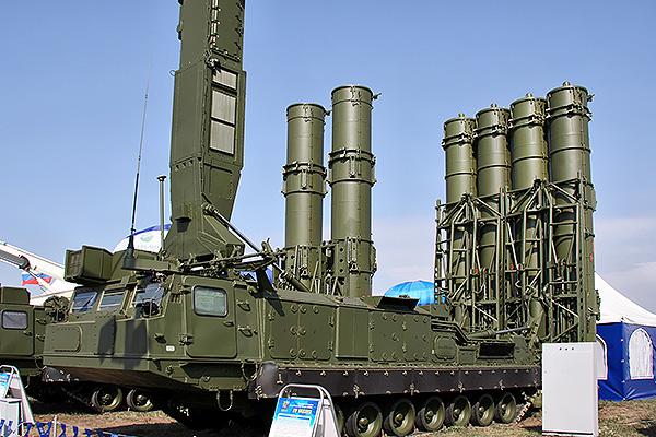 Россия вооружит Египет С-300
