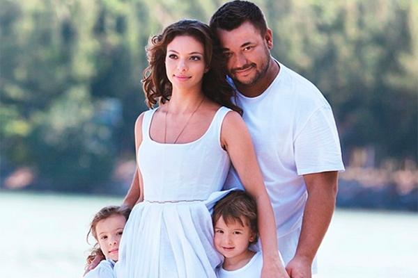 Жуков биография его дети фото