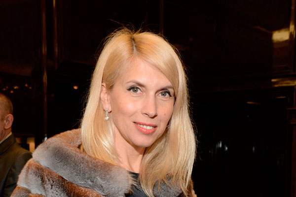 52-летняя Свиридова выходит замуж