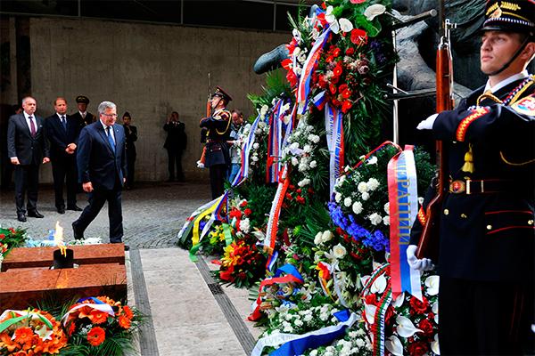 Москва похвалила Братиславу