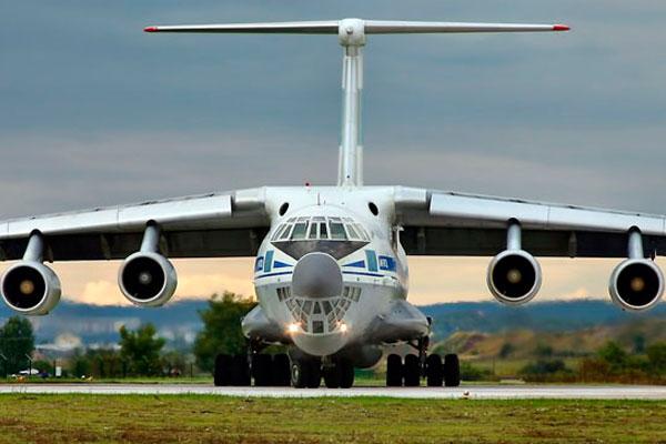 """""""Ульяновск"""" впервые поднялся в воздух"""