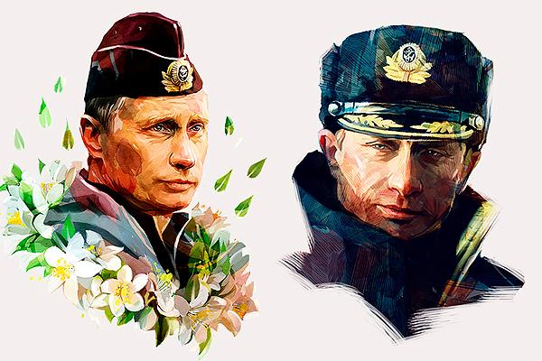 Москва ждет продажи толстовок с Путиным