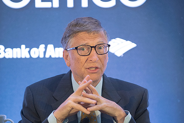 bill gates english essay Bill gates biography essayswhen you think of bill gates what comes to mind a computer genius, the richest man in the world, a nerd when i think of bill he reminds me of albert einstein or even thomas edison because of what he did for mankind.