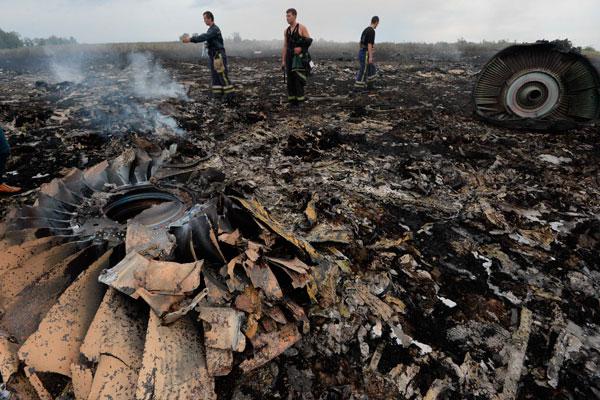 Киев проговорился о крушение Boeing