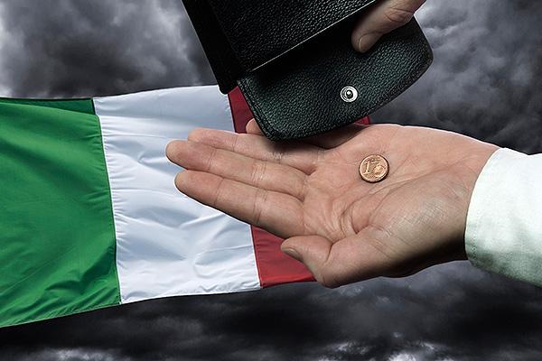 Италия намерена отказаться от евро